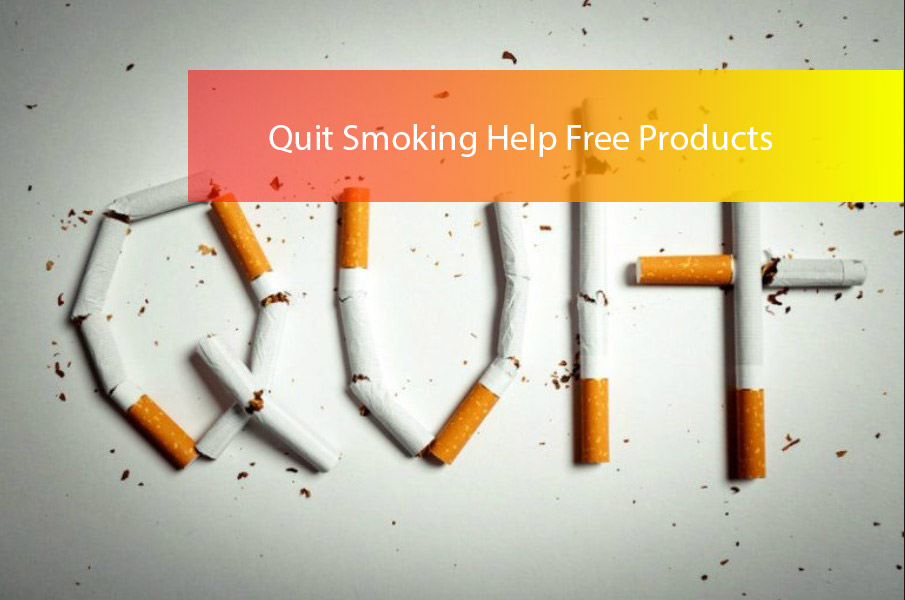 Quit Smoking Help Free Products