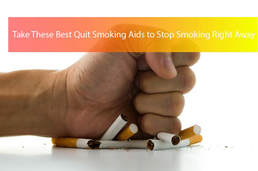 best quit smoking aid
