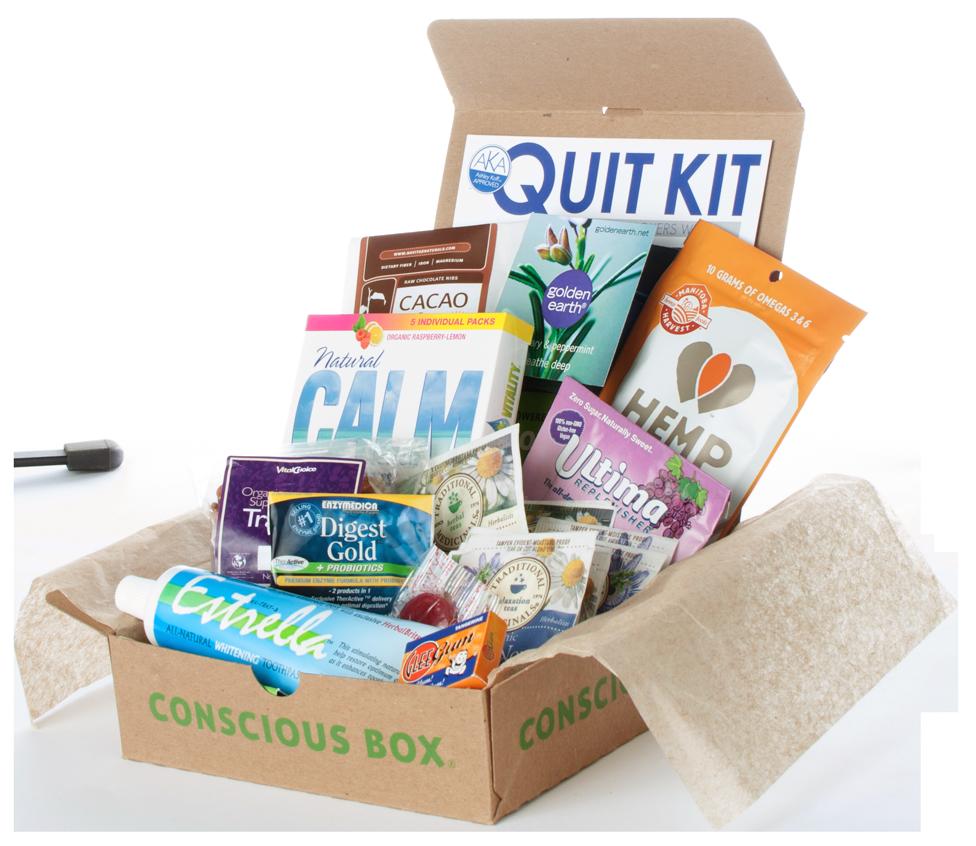 Free Quit Smoking Kit by Mail