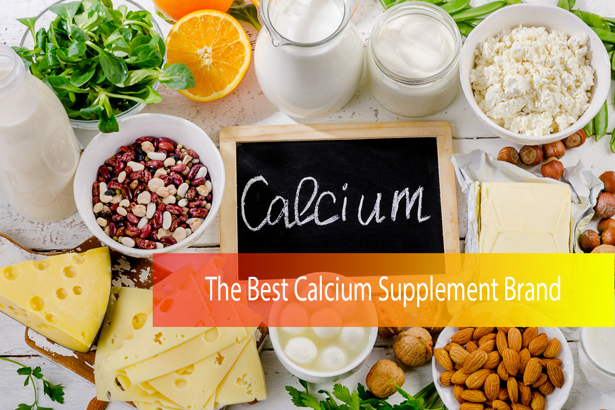 The Best Calcium Supplement Brand