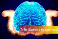 The Best Supplements to Help Memory Improvement