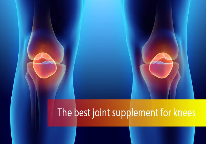 The best joint supplement for knees
