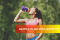 Women's Pre-Workout Supplements