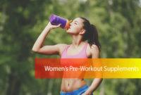 Women's Pre-Workout Supplements